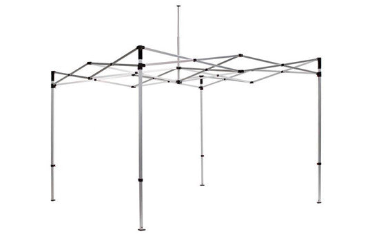 10 foot by 10 foot aluminum canopy tent frame