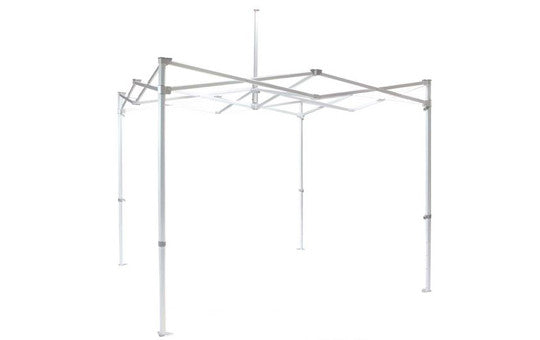 10 Foot Heavy Duty Frame for Canopy Custom Pop Up Tent Displays