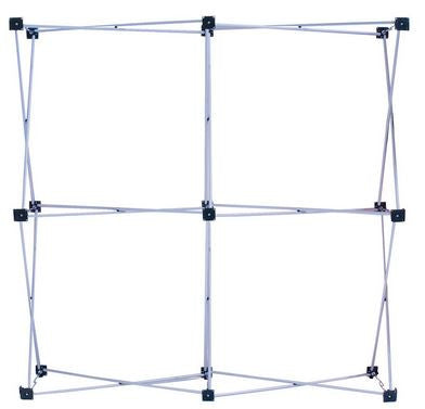 5 Foot Ready Pop Aluminum Frame