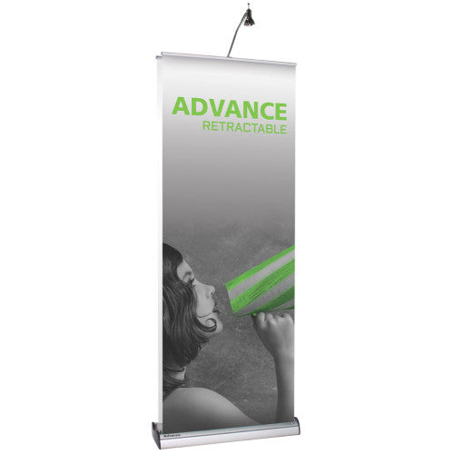 Advance Retractable Stand with optional light