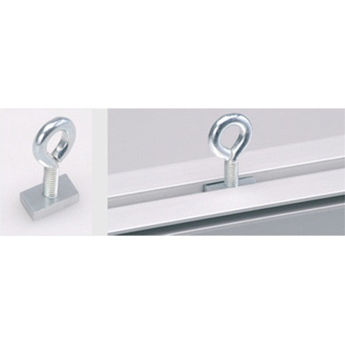 Aspen Fabric Frame System Accessories - Ceiling Hook