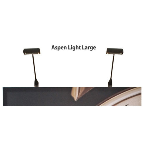 Aspen Fabric Frame Small Light