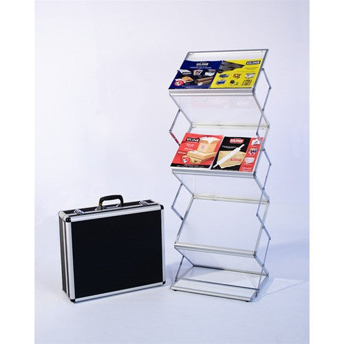 EZ Frost Double Literature Stand Display