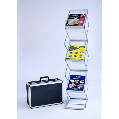 EZ Frost Single Literature Stand Display