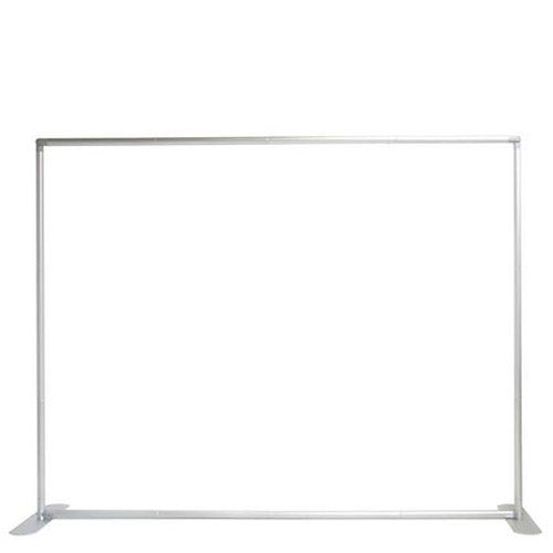 EZ Tube 8 Foot Straight Trade Show Display Frame Only