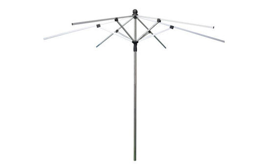 Hexagon Shaped Umbrella Frame and Hardware Only