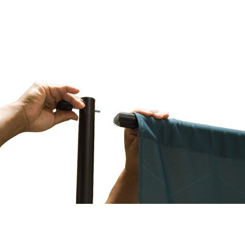 Jumbo XL Banner Stand Small Tube - Small Indoor Banner Display