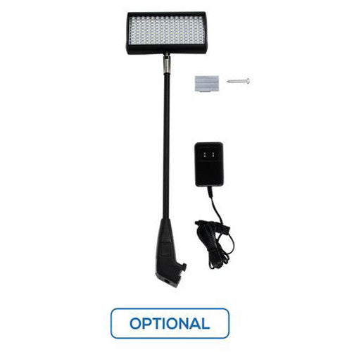 Optional LED Light for RPL Trade Show Display