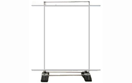 Outdoor Megawall Stand and Hardware Only - No graphic