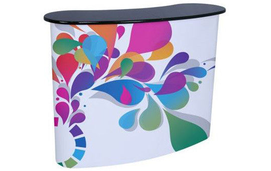Promo Counter Magnet Graphic Package