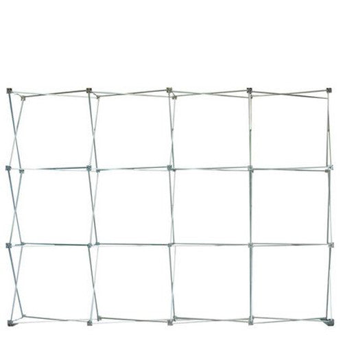 Ready Pop 10 Foot Double-Sided Straight Frame
