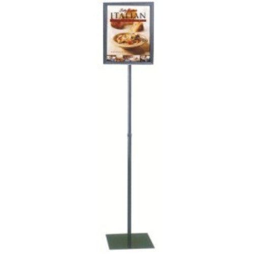 "SF-3 8.5"" by 11"" Stand Alone Metal Sign Frame"