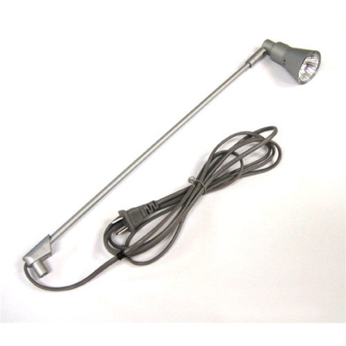 Silver 50 Watt light for retractable and L banner stands