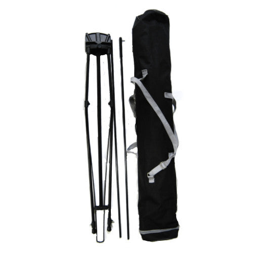 Tripod Banner Stand Hardware and Carrying Bag