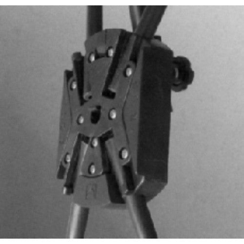 Tripod banner stand back connector