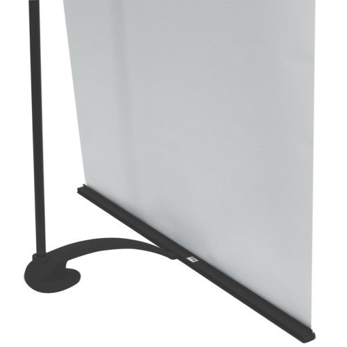 Uno 32 inch wide single sided banner stands
