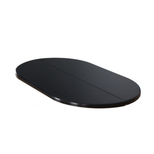 Black Foldable Counter Top