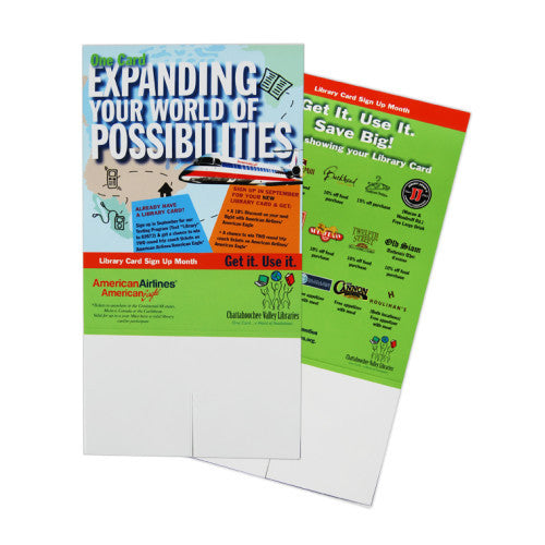 4 by 6 table top tent merchandisers lets go banners