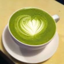 Featured Recipe:  Matcha Coconut Latte