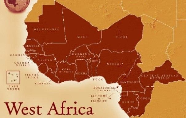 Featured Spice Box: West Africa