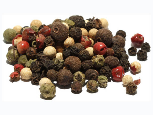 Mixed Pepper Juniper Berries (6 oz)