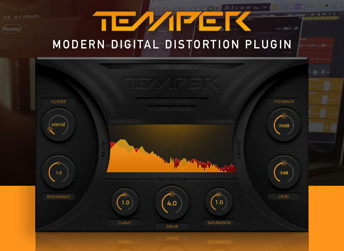 Temper distortion plugins free