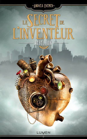 le secret de l'inventeur steampunk