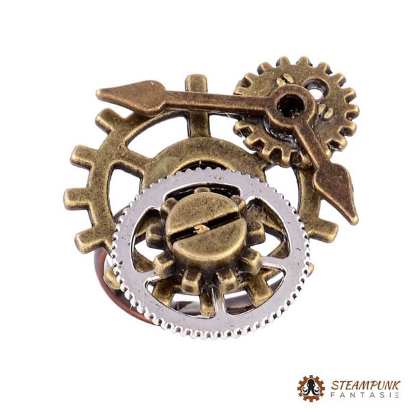 "Bague ""Times Square"" - Steampunk Fantasie"