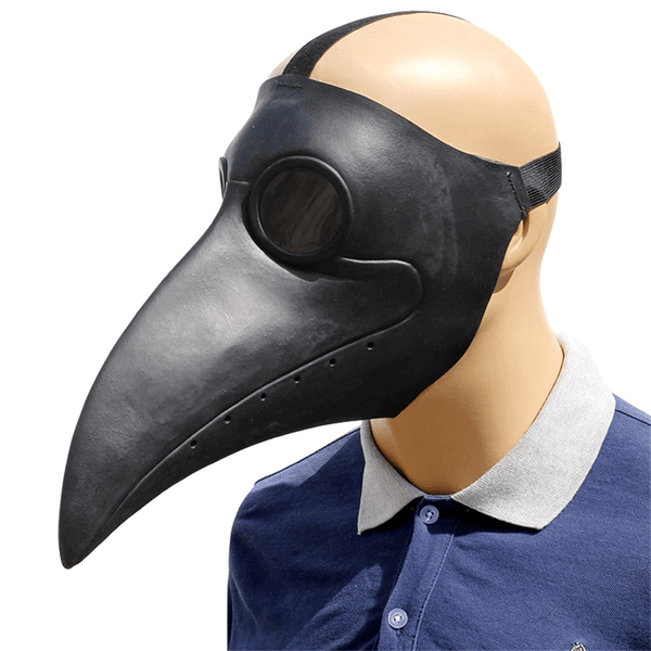 "Masque Steampunk ""Dr Crow"" - Steampunk Fantasie"