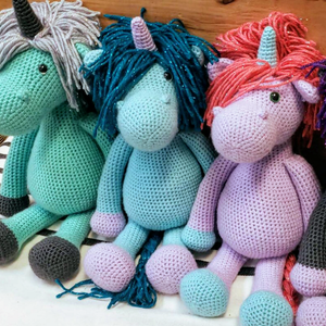 A herd of...Unicorns?