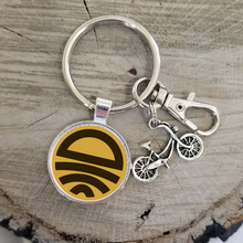 Custom Mid South Key Chain