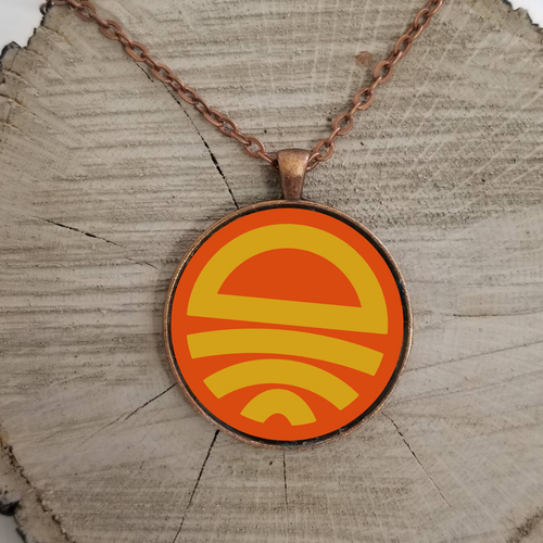 Mid South Copper Necklace