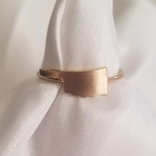 Oklahoma Ring - Rose Gold - DearBritt
