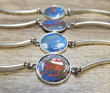 Earth-Silver Art Bracelet 2