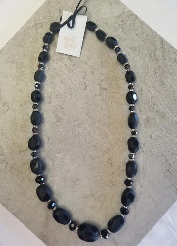 Black Night Necklace