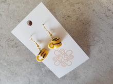 Handmade Coffee Mug Earrings