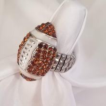 Football Sparkle Ring