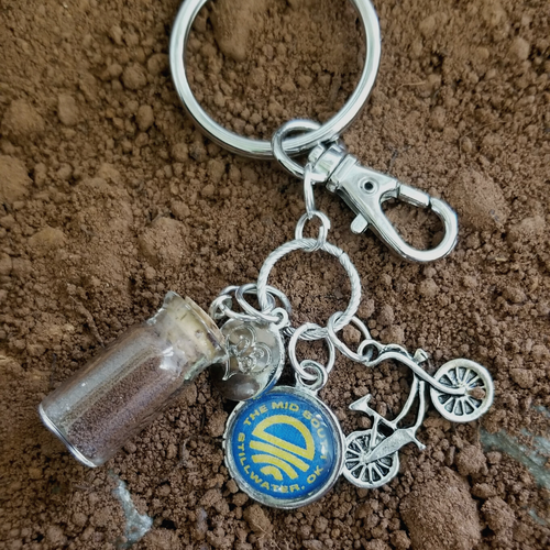 Mid South Key Chains