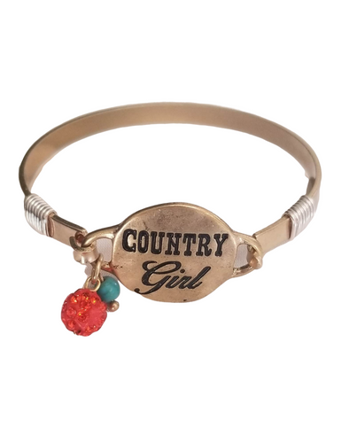 Country Girl Bracelet - DearBritt