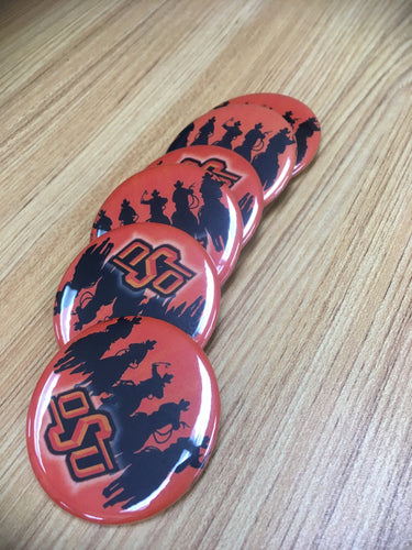 OSU Cowboys Pin/Magnet