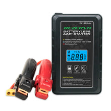 Rezervo Mini Batteryless Pocket Jump Starter with Ultracapacitor Technology RZ-300mini