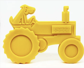SodaPup Tractor Nylon Dog Toy