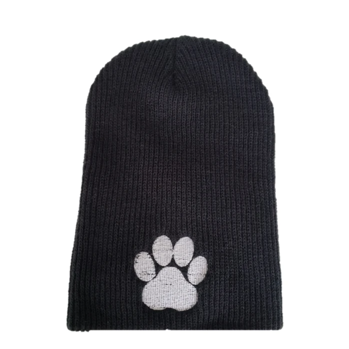 Pitbull Tough Beanie Hat - Black