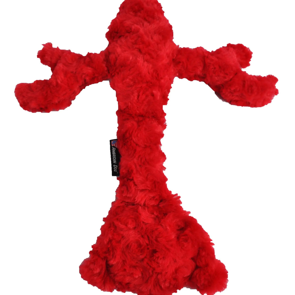 Larry the Lobster Dog Toy