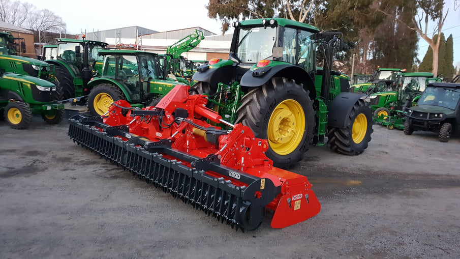 What makes Vigolo Power Harrows Your Best Option for NZ Conditions?
