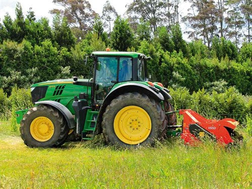 Farmtrader Test of Vigolo TDF280DT Heavy Duty Mucher