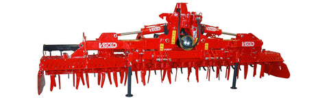 Power Harrows