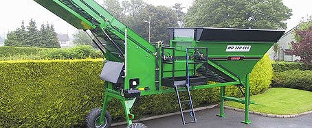 Cross Beet Cleaner Loaders