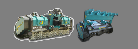 Forestry Mulchers