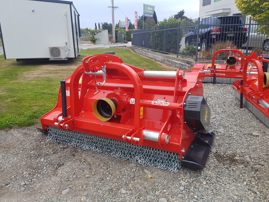 Vigolo TDF Heavy Duty Gorse and Scrub Mulcher | Agriline NZ